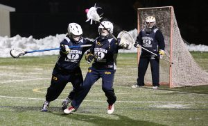 Men's lacrosse to compete in Ohio for season opener