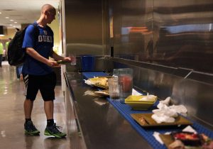 CSL finds ways to cut back on food waste